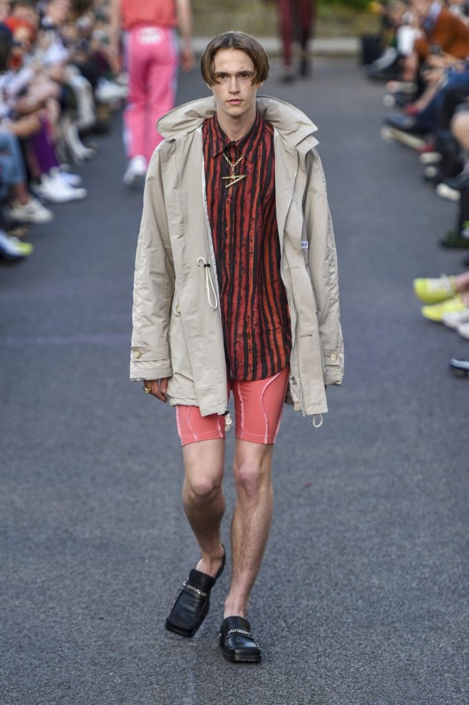Martine Rose Printemps/Été 2019 – London Fashion Week Men's
