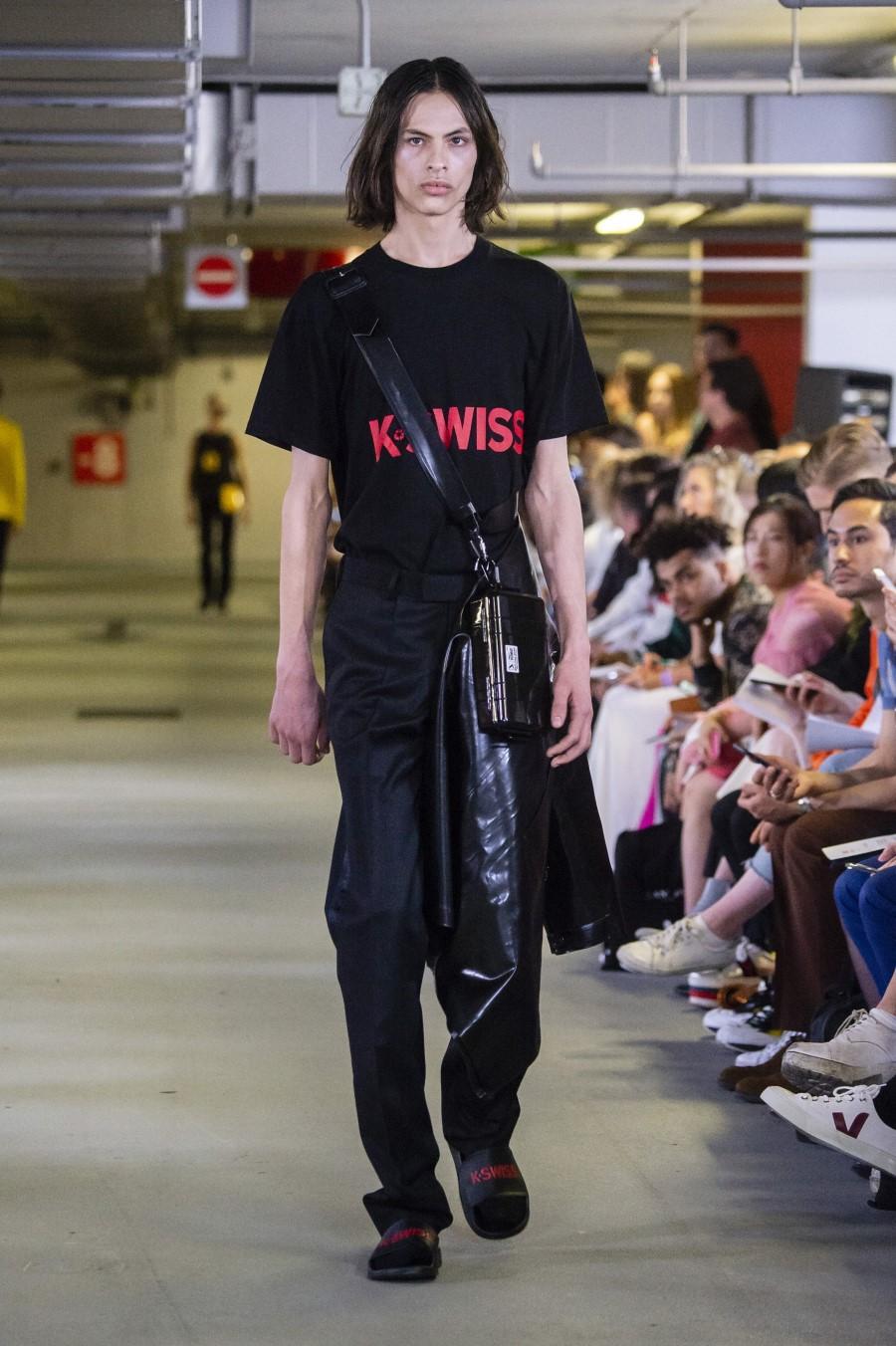 Matthew Miller – Printemps/Été 2019 – London Fashion Week Men's