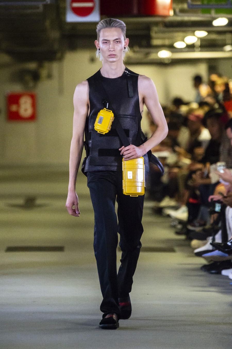 Matthew Miller Printemps/Été 2019 - London Fashion Week Men's