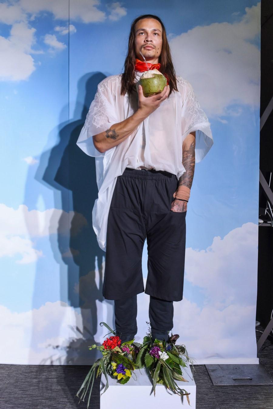 Michiko Koshino Printemps/Été 2019 – London Fashion Week Men's