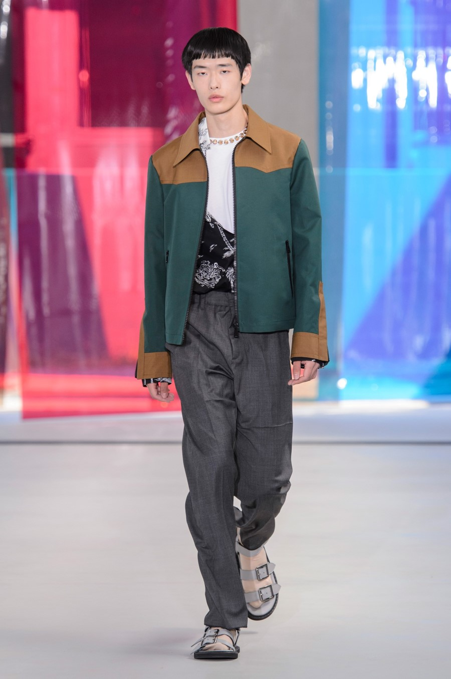 No. 21 Spring Summer 2019 - Milan Fashion Week