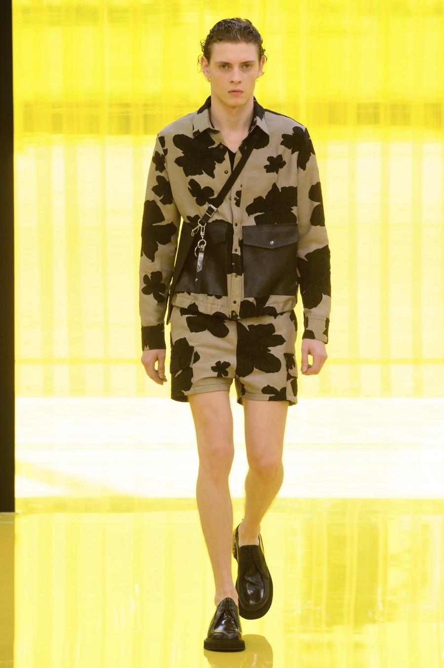 Neil Barrett Printemps/Été 2019 - Milan Fashion Week