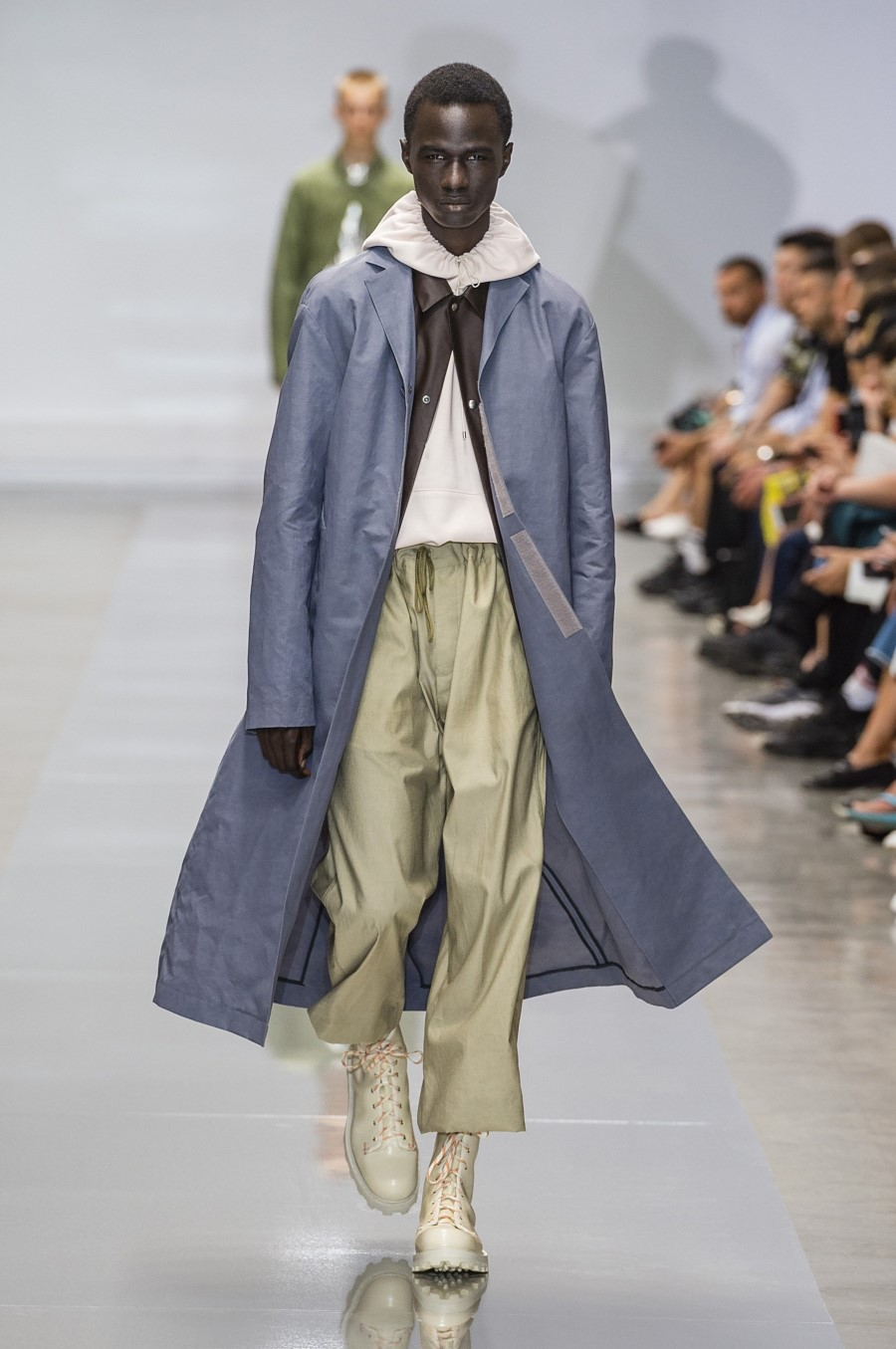 OAMC Spring/Summer 2019 - Paris Fashion Week