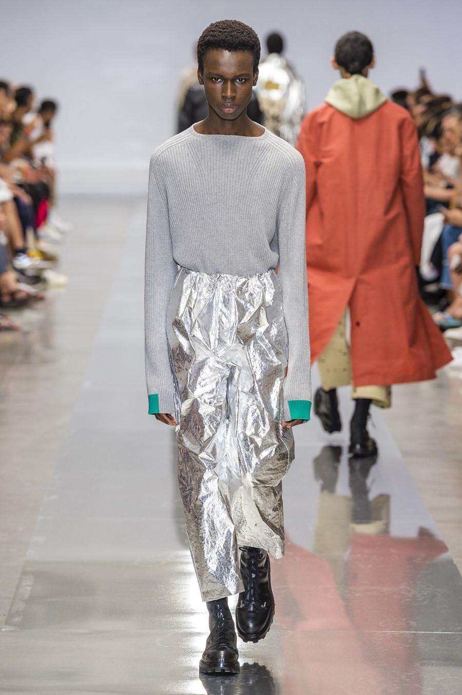OAMC Spring/Summer 2019 - Paris Fashion Week