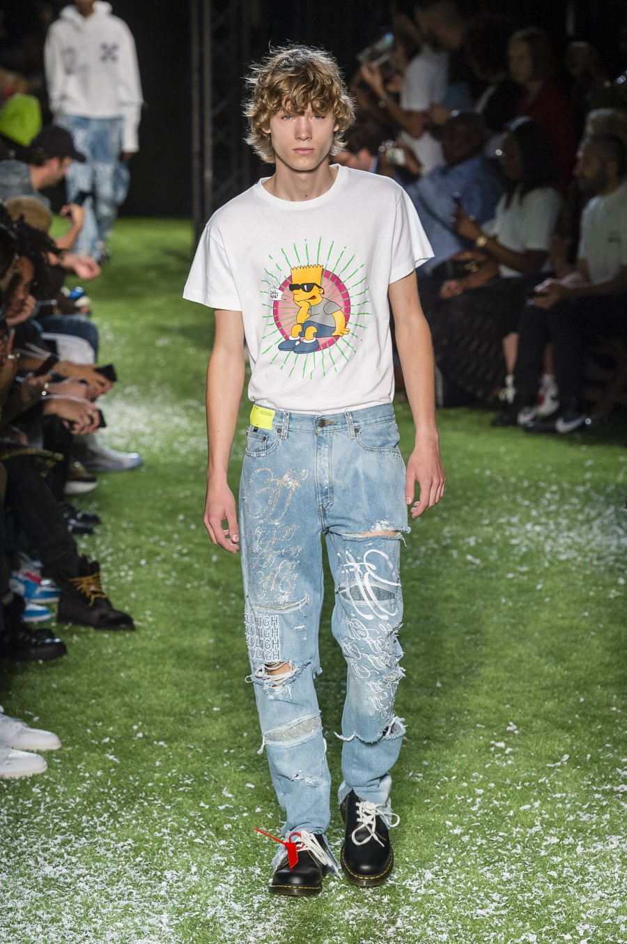 Off-White Spring Summer 2019 - Paris Fashion Week 2