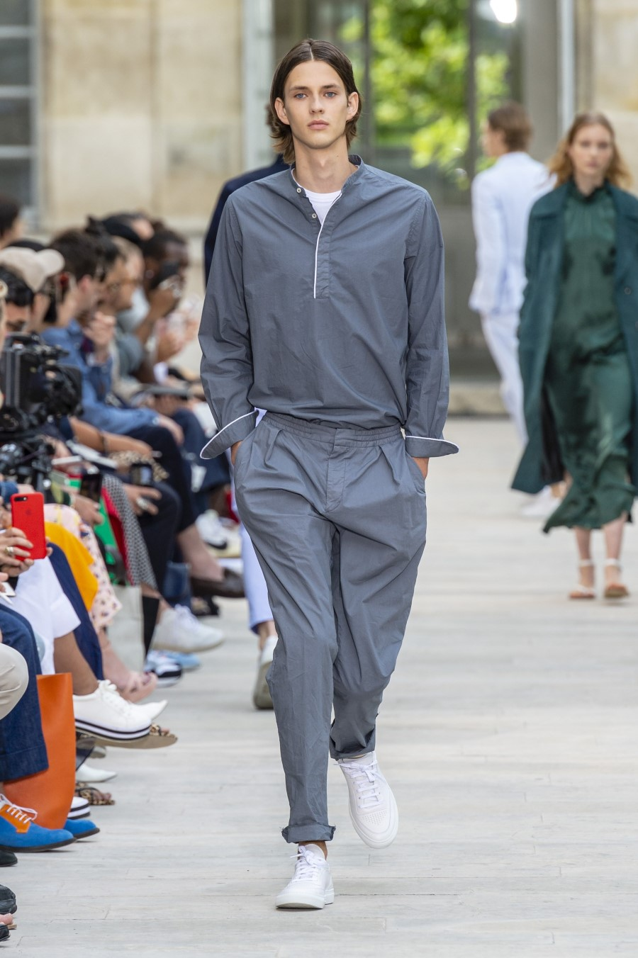 Officine Générale Spring/Summer 2019 - Paris Fashion Week