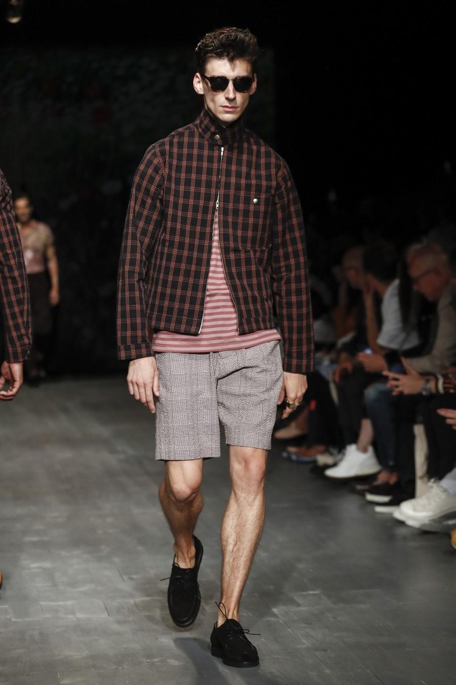 Oliver Spencer Printemps/Été 2019 - London Fashion Week Men's