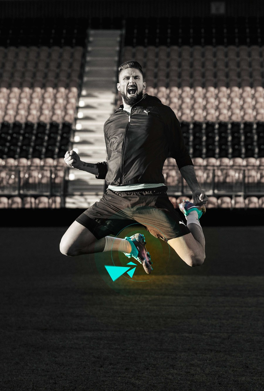 PUMA Illuminate Pack - PUMA ONE Olivier Giroud