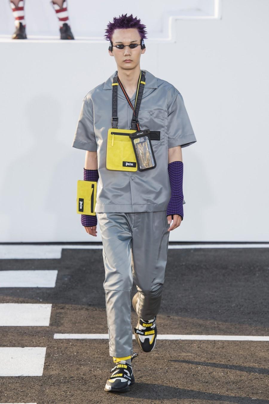 Palm Angels Spring Summer 2019 – Milan Fashion Week