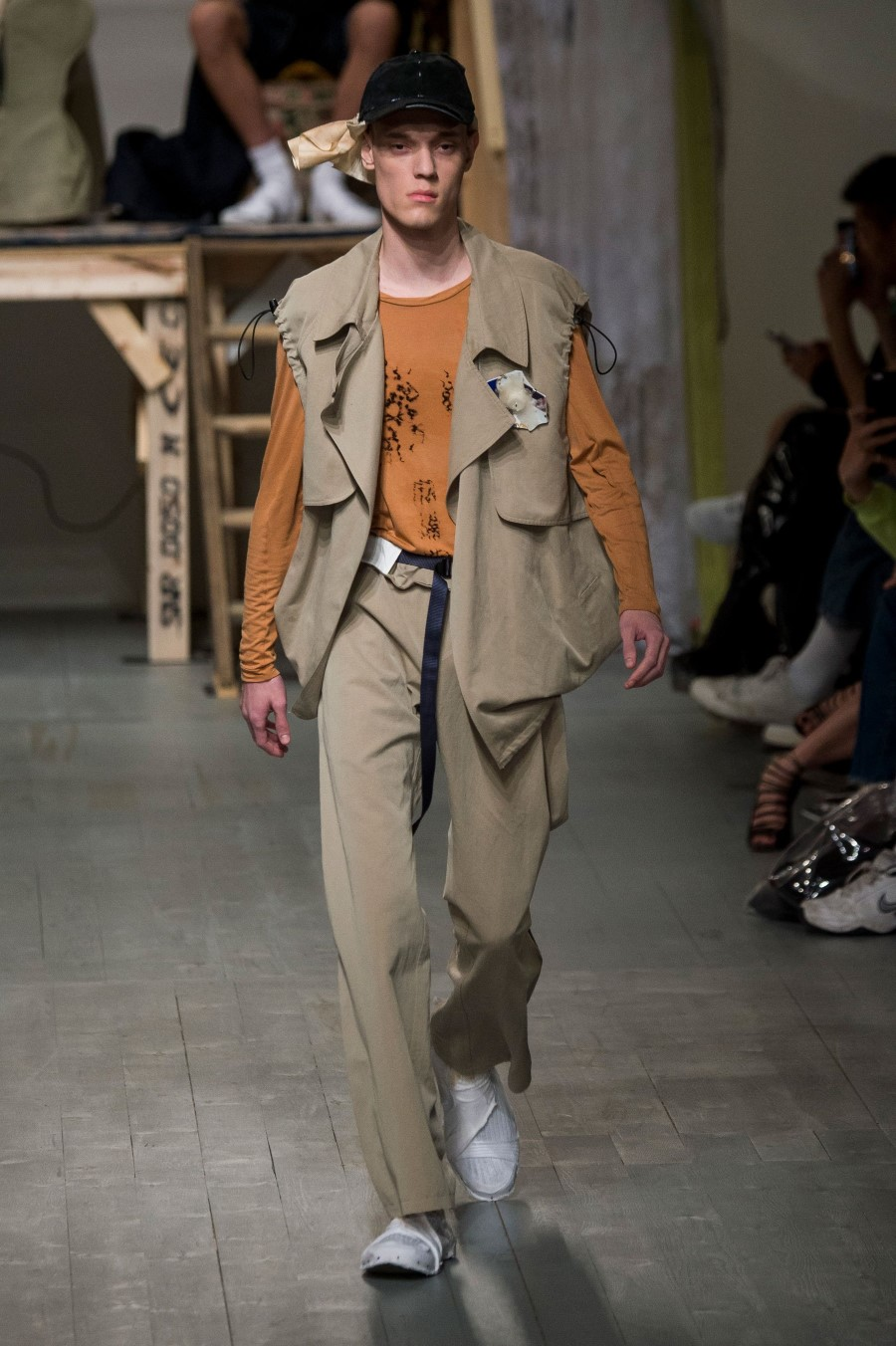 Per Götesson Printemps/Été 2019 – London Fashion Week Men's