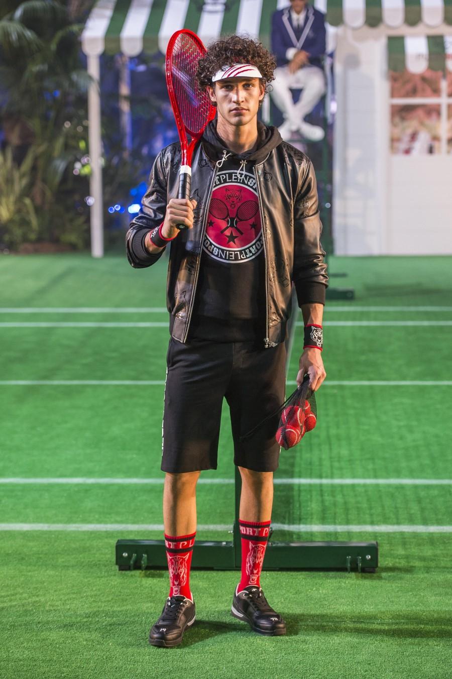 Plein Sport Printemps/Été 2019 - Milan Fashion Week