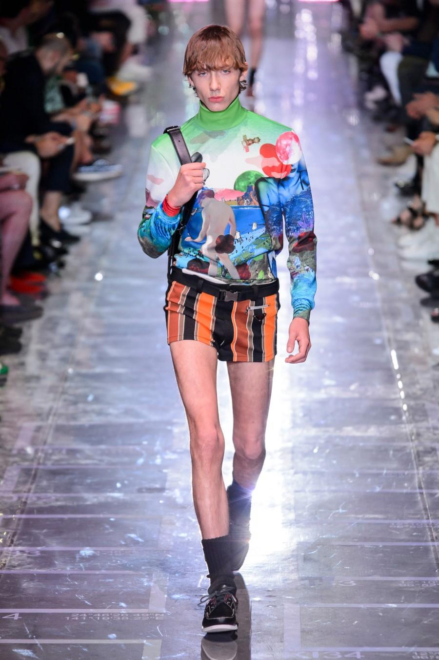Prada Spring Summer 2019 - Milan Fashion Week