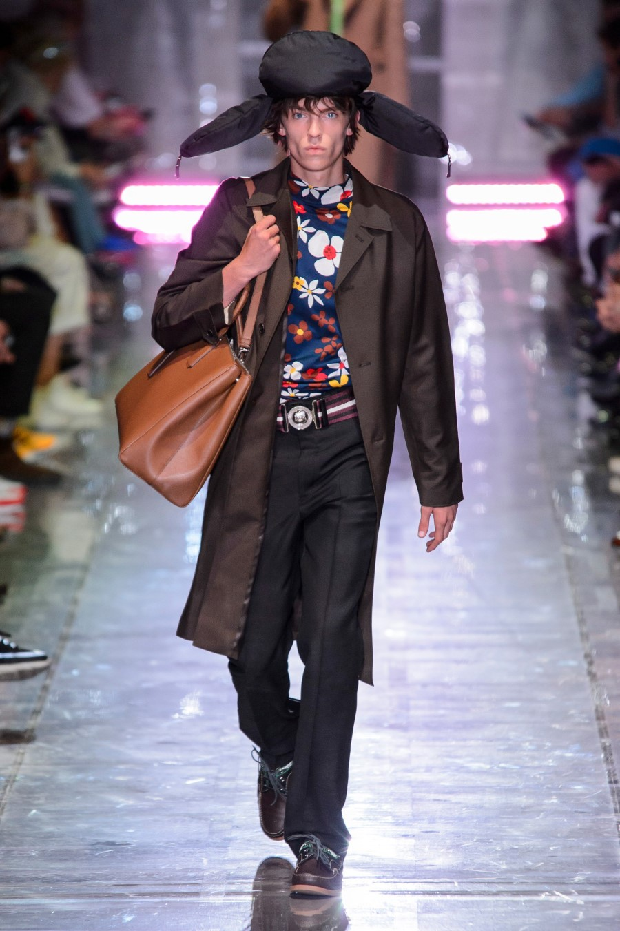 Prada Spring Summer 2019 - Milan Fashion Week