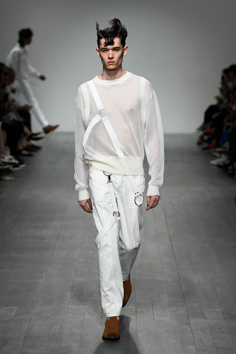 Private Policy Printemps Été 2019 – London Fashion Week Men's