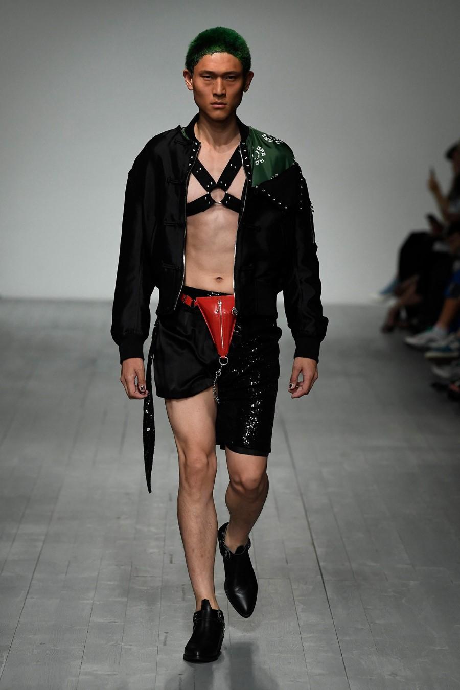 Private Policy Printemps Été 2019 – London Fashion Week Men's