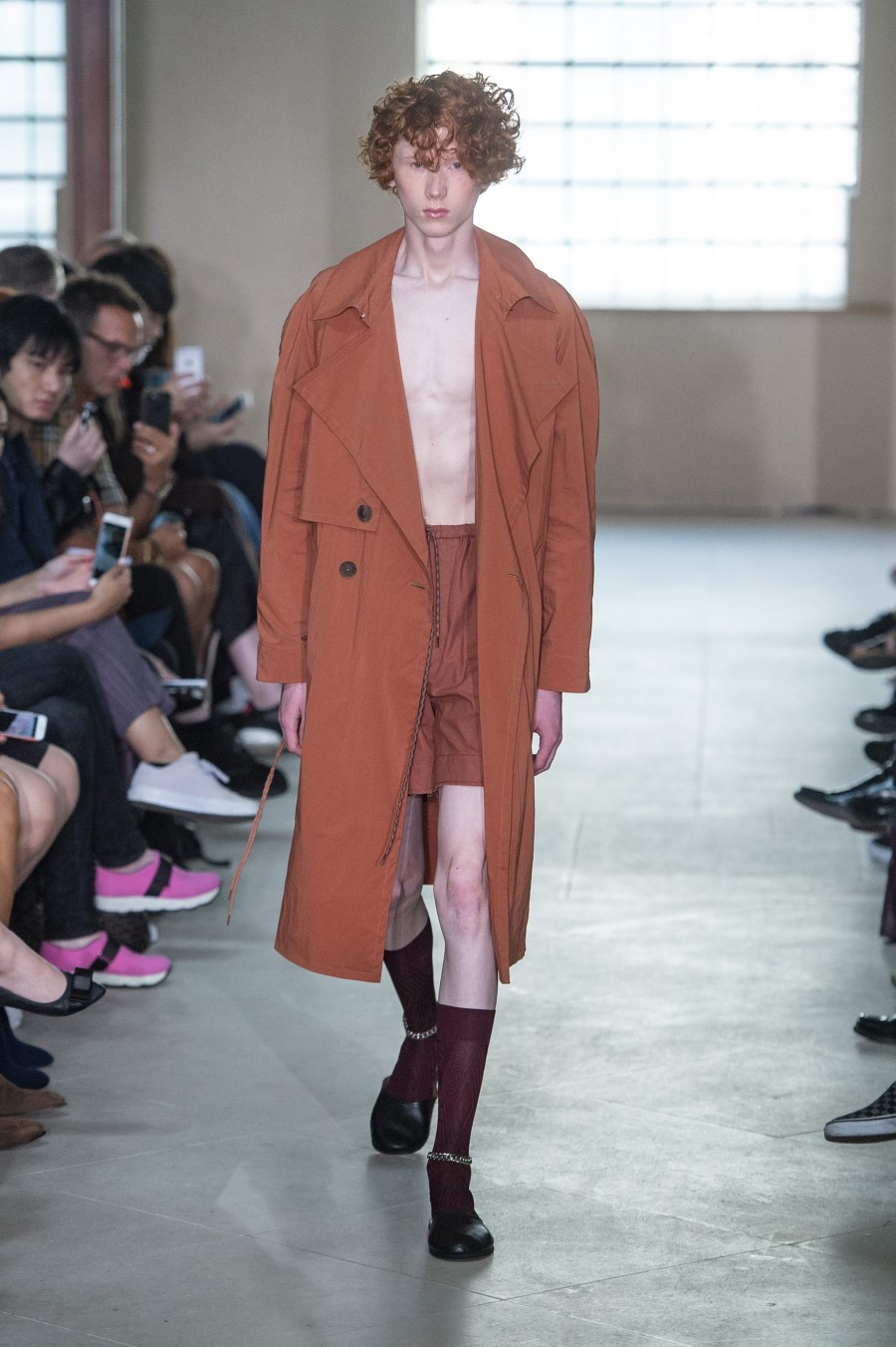 Pronounce Printemps/Été 2019 – London Fashion Week Men's