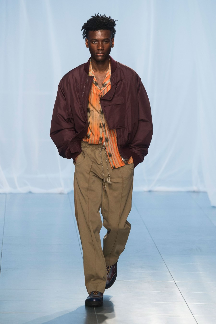 QASIMI Printemps/Été 2019 - London Fashion Week Men's
