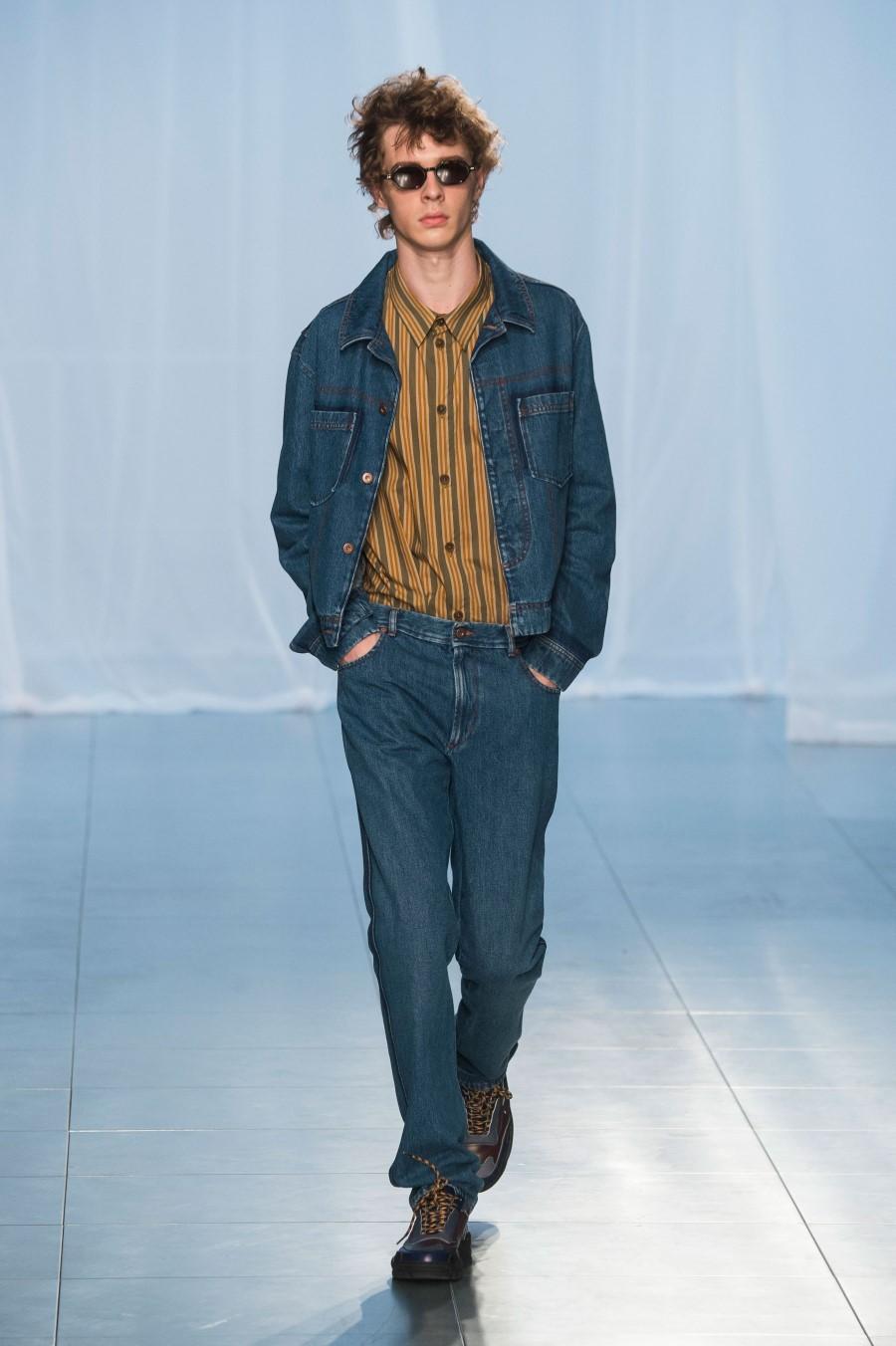QASIMI Printemps/Été 2019 - London Fashion Week Men's