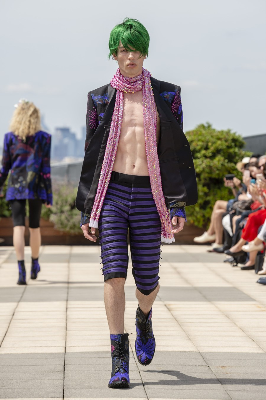 Rynshu Spring/Summer 2019 - Paris Fashion Week