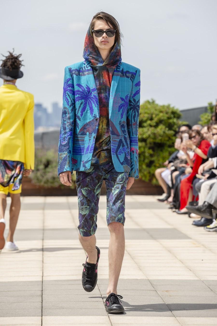 Rynshu Spring/Summer 2019 - Paris Fashion Week
