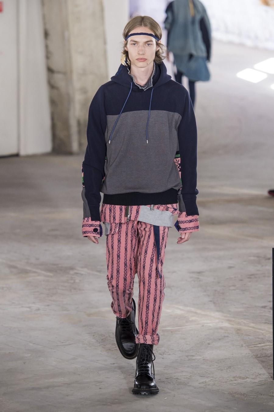 Sacai Spring/Summer 2019 - Paris Fashion Week