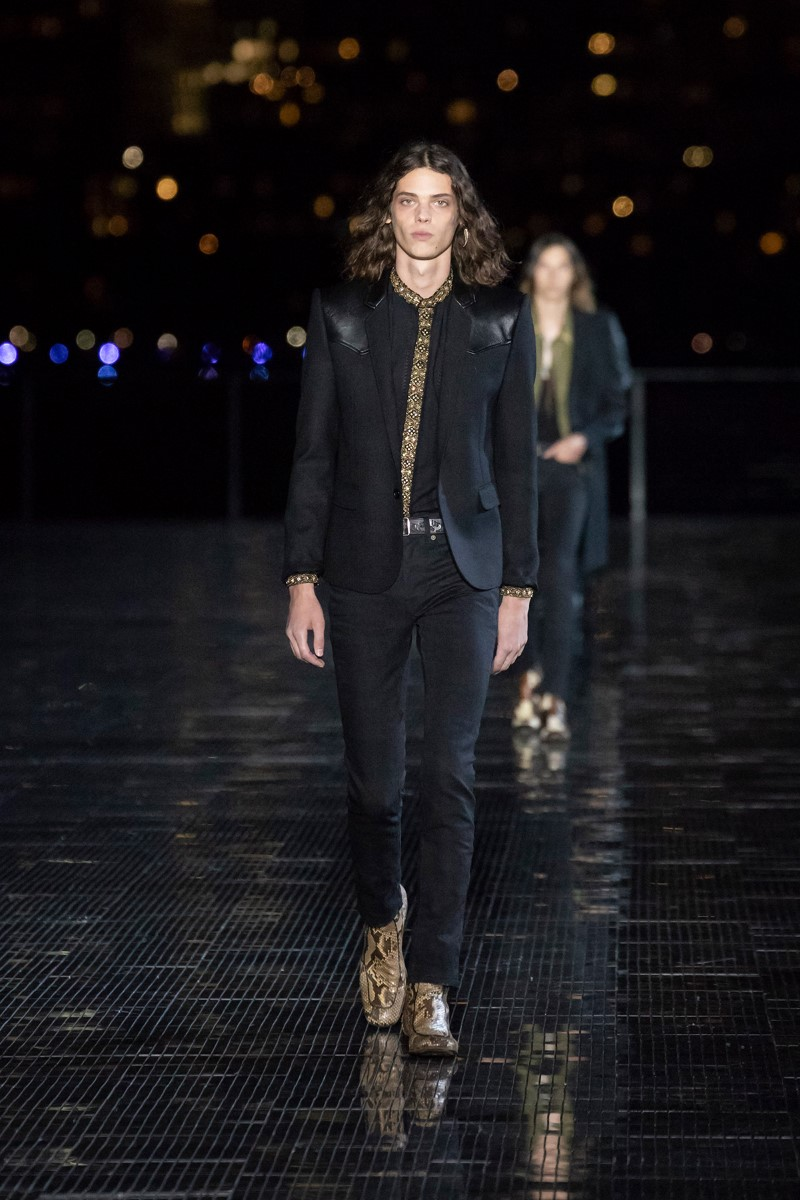 Saint Laurent Printemps/Été 2019
