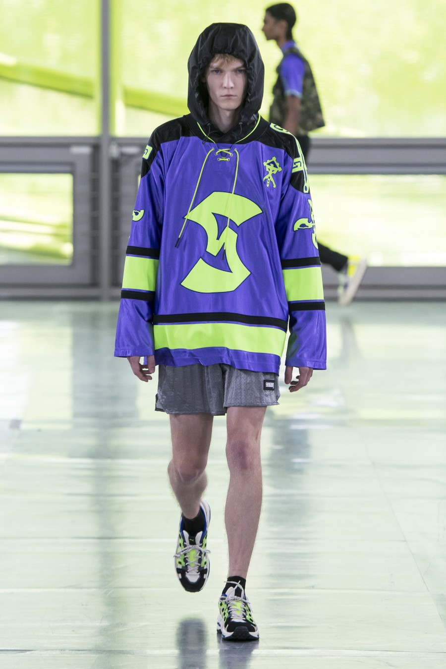 Sankuanz Spring/ Summer 2019 - Paris Fashion Week