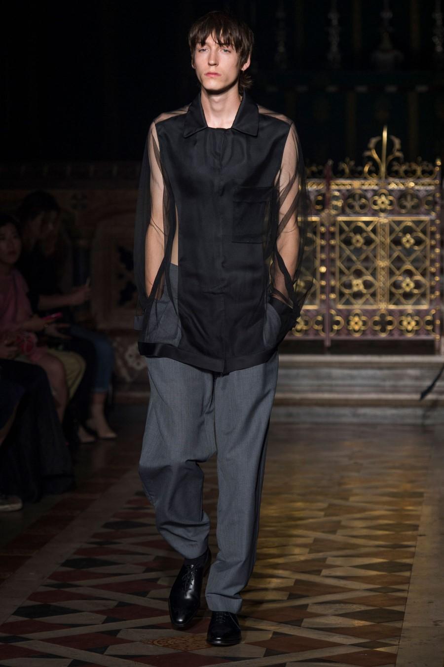 Sharon Wauchob Printemps/Été 2019 - London Fashion Week Men's
