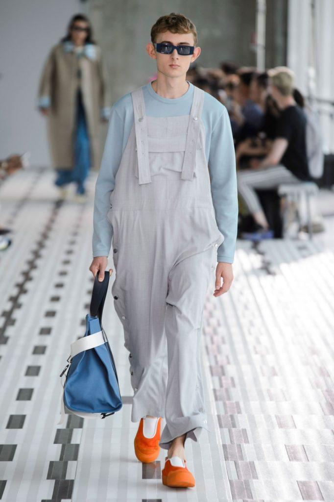 Sunnei Printemps/Été 2019 - Milan Fashion Week