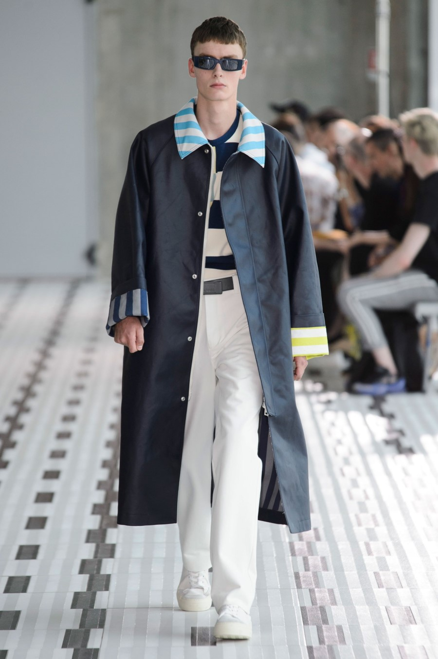 Sunnei Printemps/Été 2019 - Milan Fashion Week