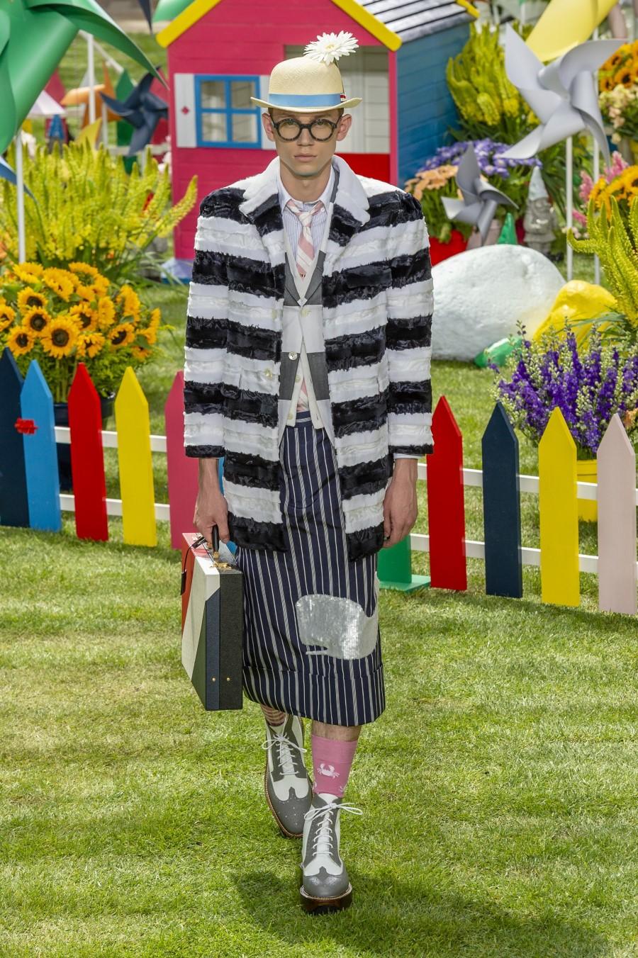 Thom Browne Spring/Summer 2019 - Paris Fashion Week