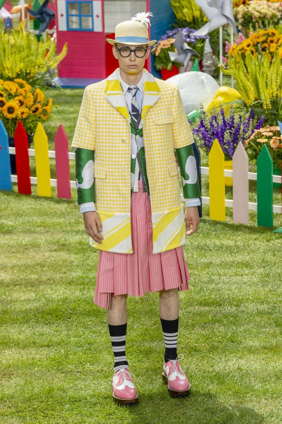 Thom Browne Spring/Summer 2019 - Paris Fashion Week