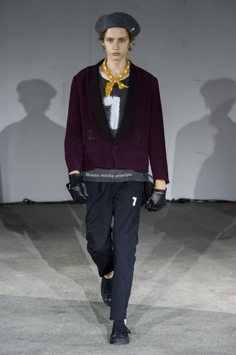 Undercover Spring/Summer 2019 - Paris Fashion Week