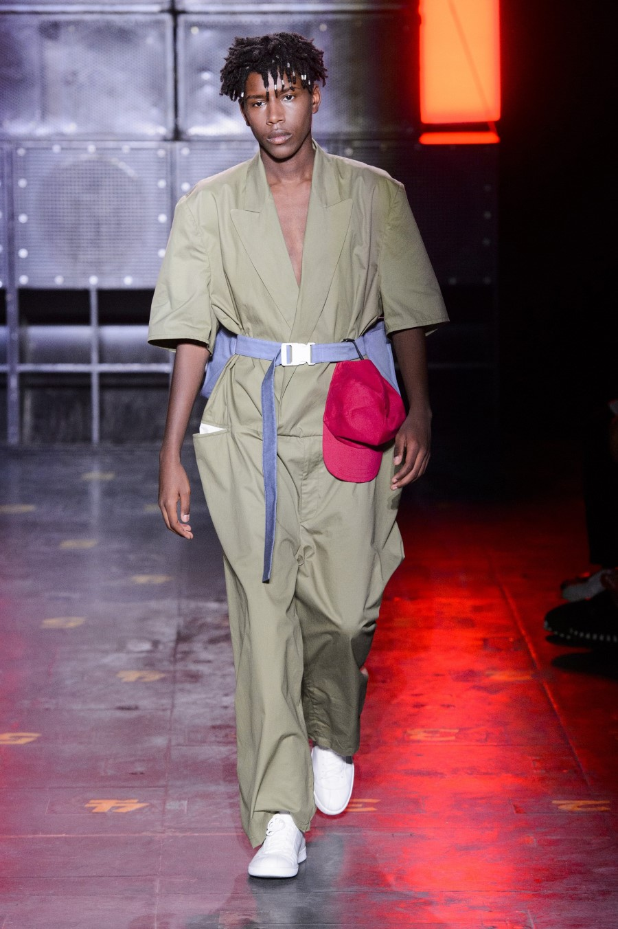 Vìen Printemps/Été 2019 - Milan Fashion Week
