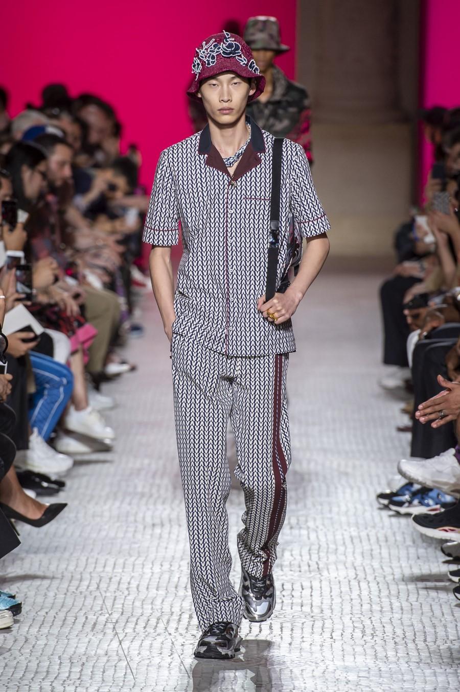Valentino Spring Summer 2019 - Paris Fashion Week