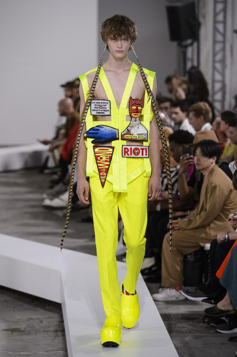 Walter Van Beirendonck Spring Summer 2019 - Paris Fashion Week