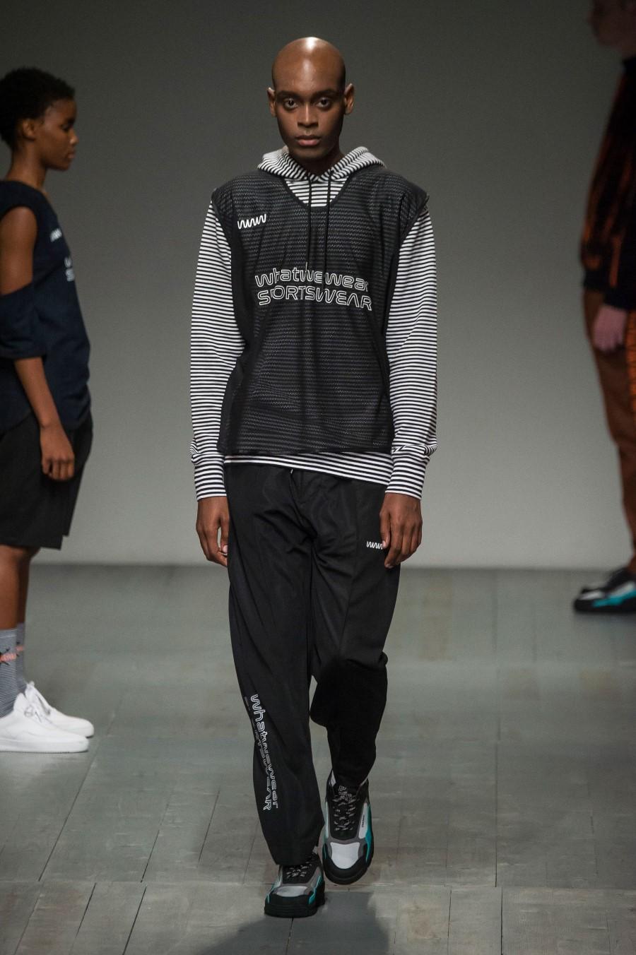 What We Wear Printemps/Été 2019 – London Fashion Week Men's