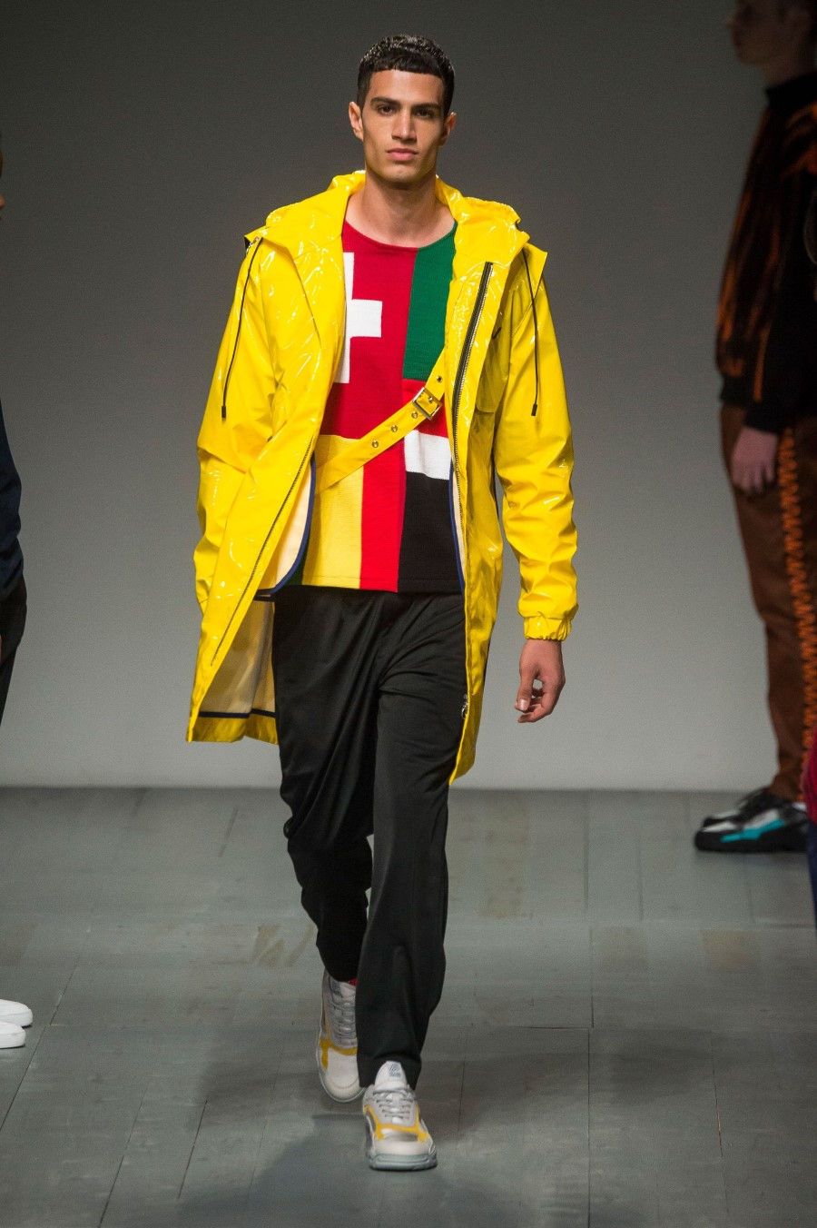 What We Wear Printemps/Été 2019 – London Fashion Week Men's