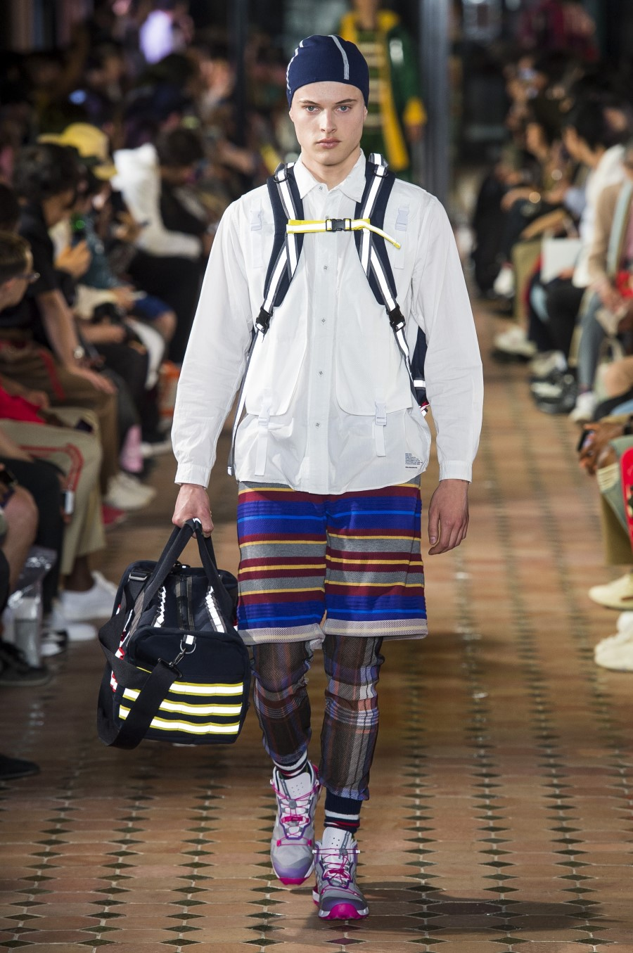 White Mountaineering Spring/Summer 2019 - Paris Fashion Week