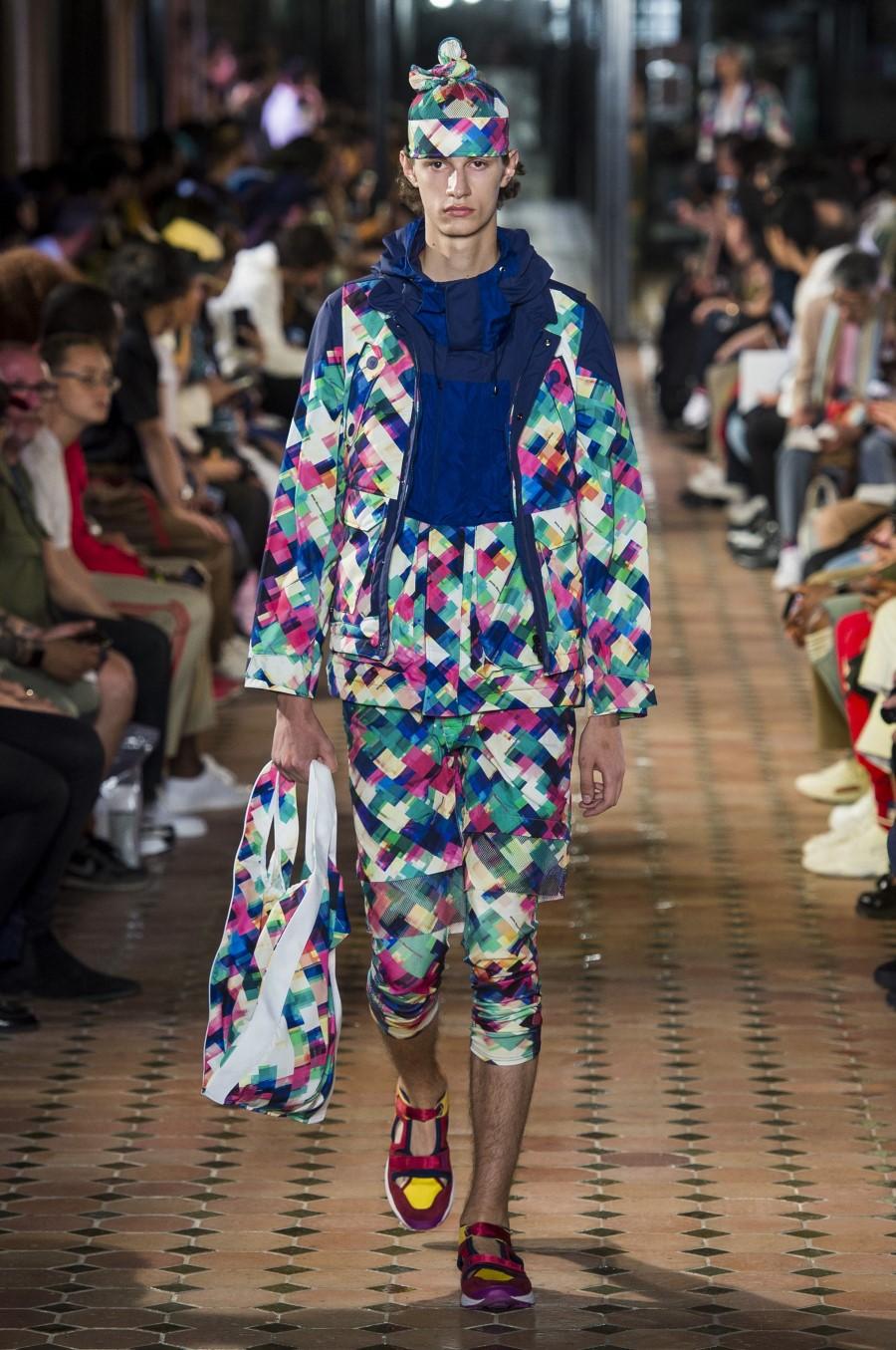 White Mountaineering Spring/Summer 2019 - Paris Fashion Week