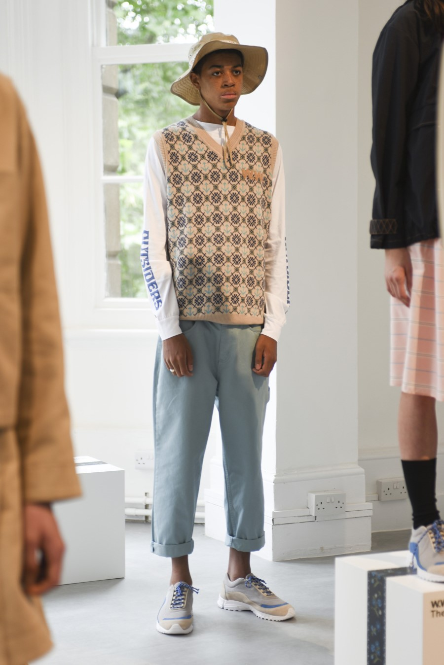Wood Wood – Printemps/Été 2019 – London Fashion Week Men's