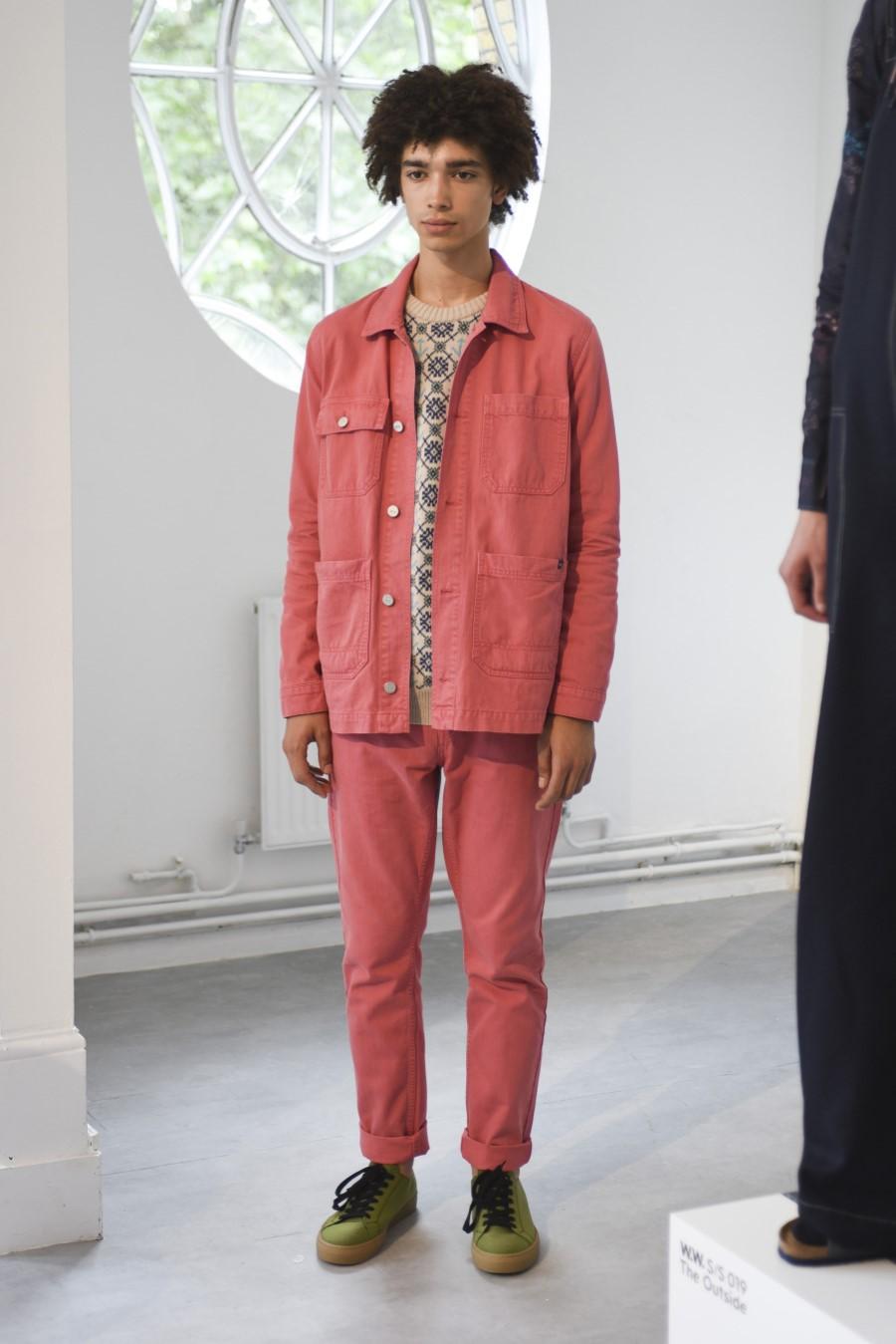 Wood Wood Printemps/Été 2019 - London Fashion Week Men's