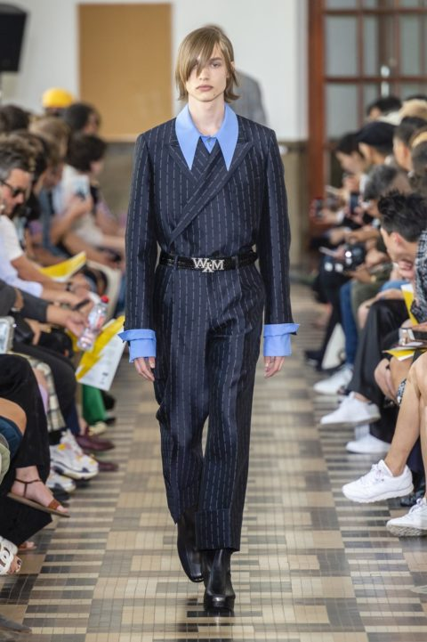 Wooyoungmi Spring/Summer 2019 - Paris Fashion Week