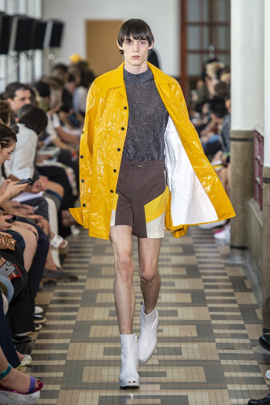 Wooyoungmi Spring/Summer 2019 - Paris Fashion Week