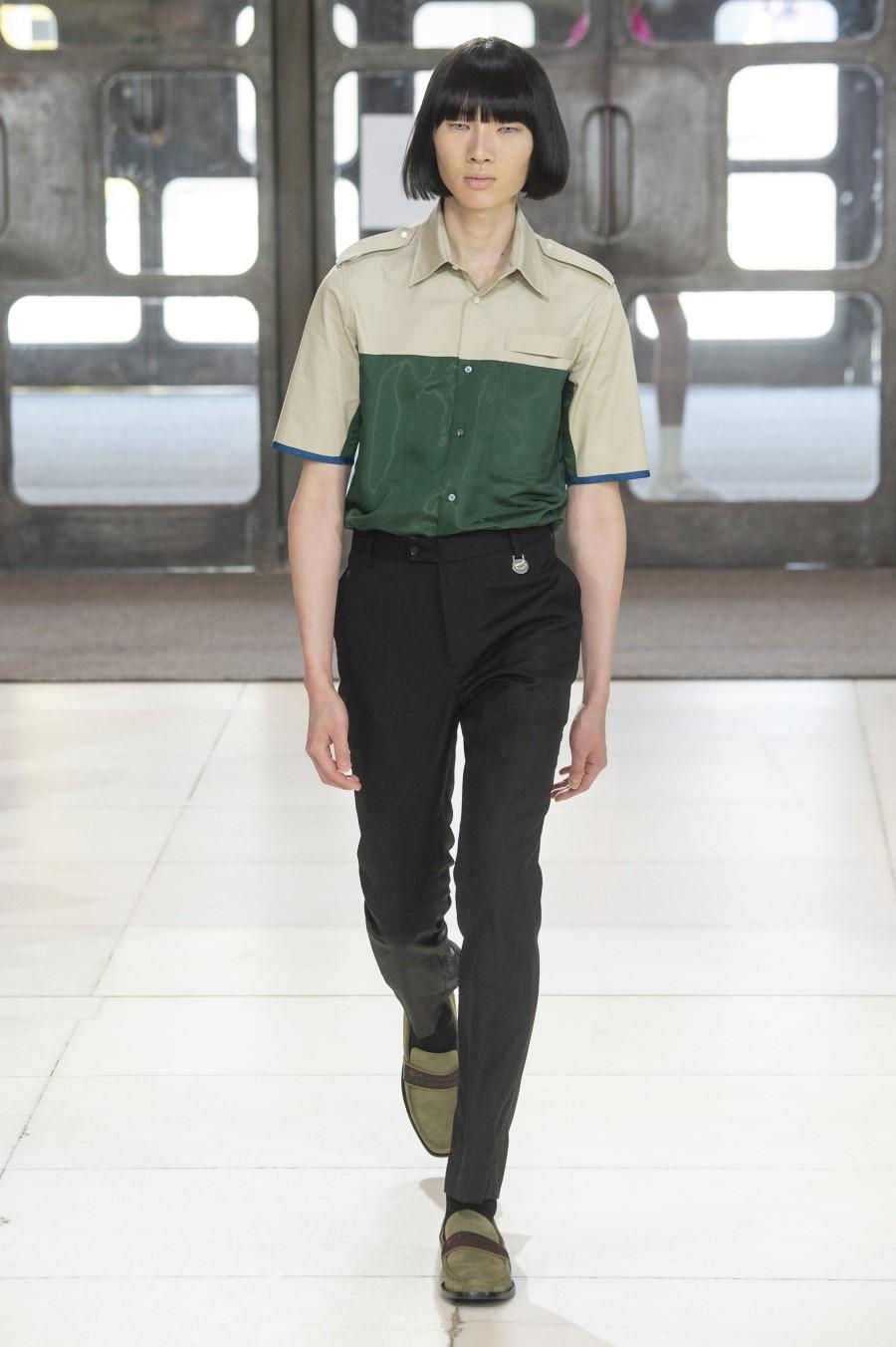 Xander Zhou Spring Summer 2019 London Fashion Week Men's 33
