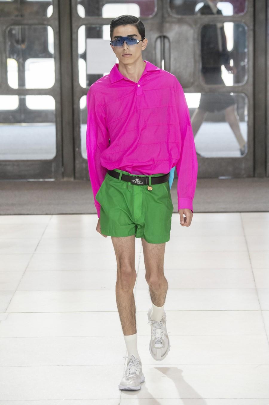 Xander Zhou Spring Summer 2019 London Fashion Week Men's 34