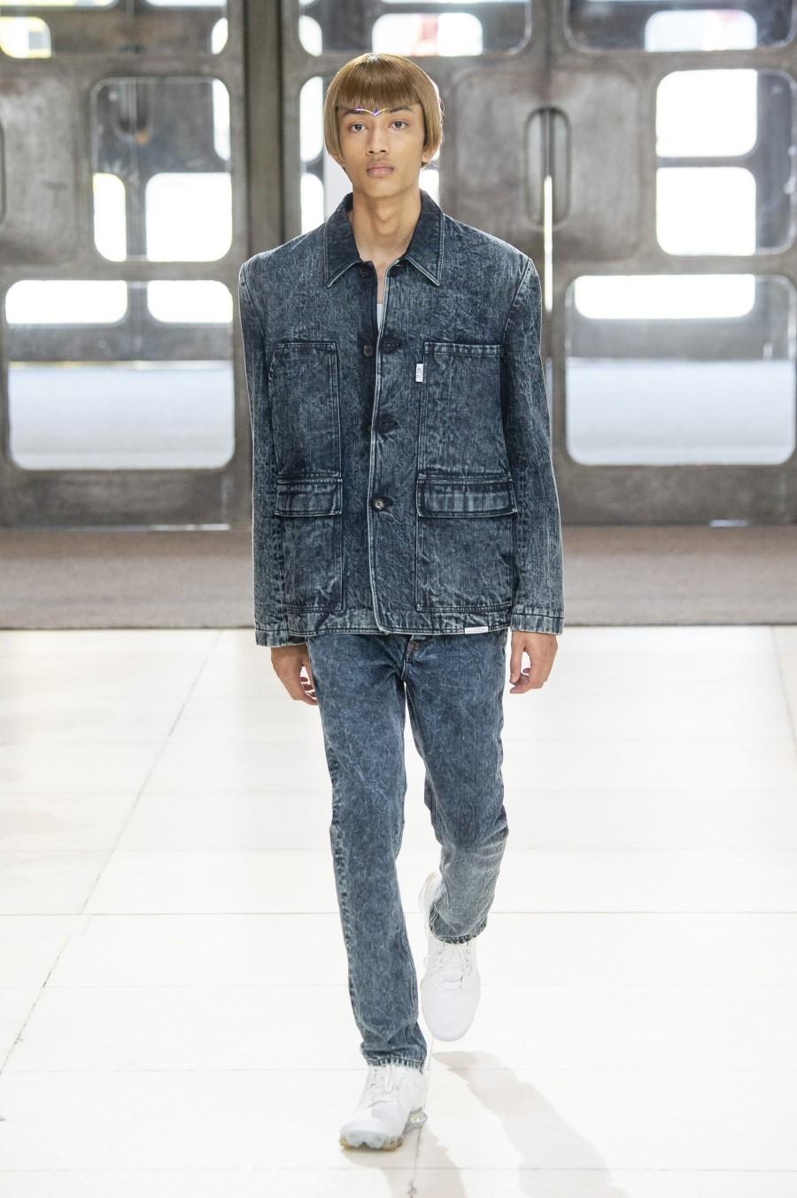 Xander Zhou Spring Summer 2019 London Fashion Week Men's 36