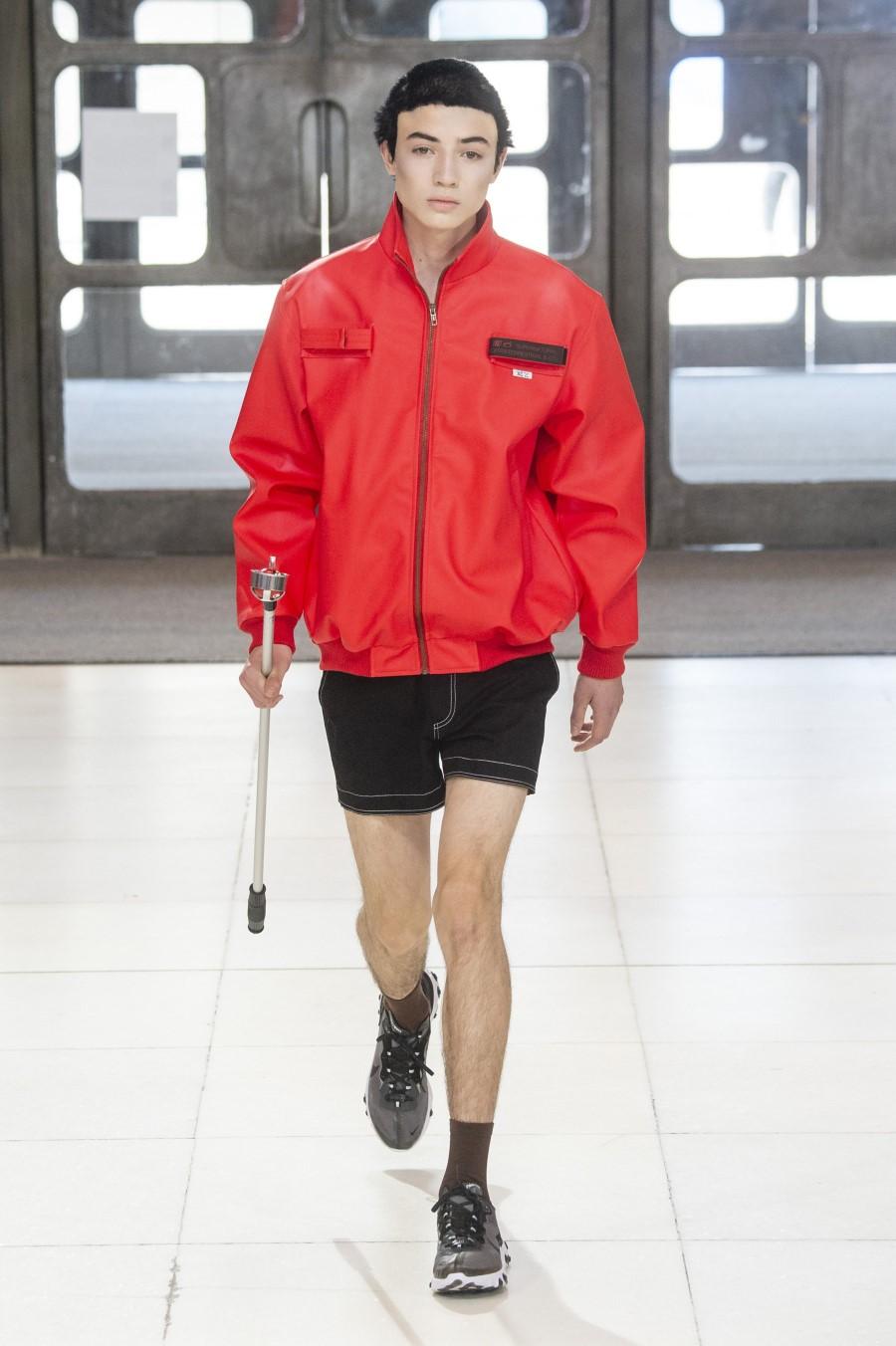 Xander Zhou Spring Summer 2019 London Fashion Week Men's 40