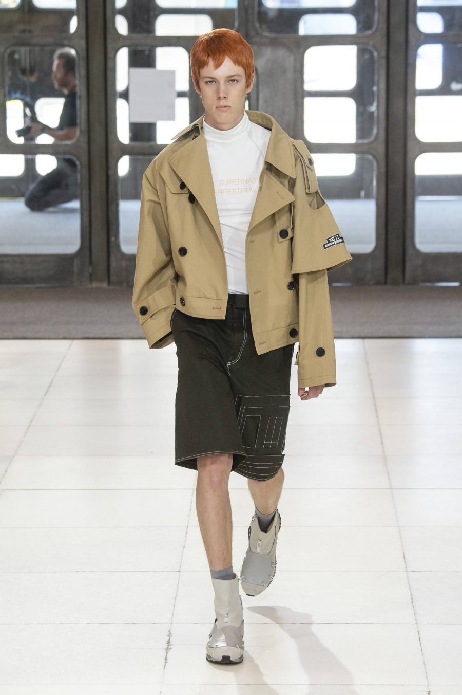 Xander Zhou Spring Summer 2019 London Fashion Week Men's 41