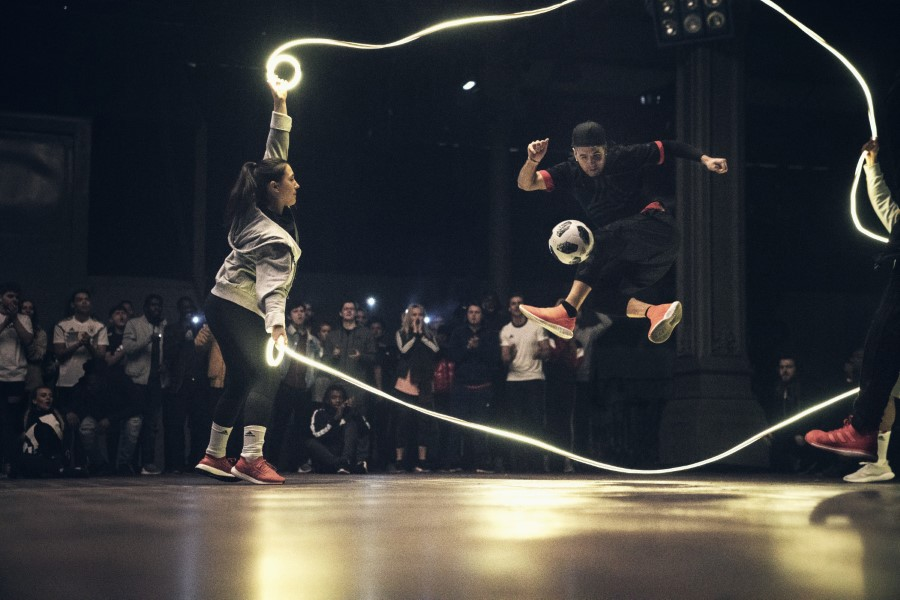 adidas Creativity is the Answer Campagne